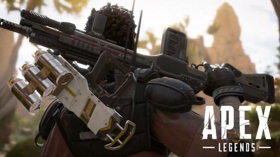 Apex Legends : les 5 modèles des prochaines armes ont fuité !