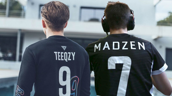 Fortnite : Teeqzy x Madzen pour la World Cup
