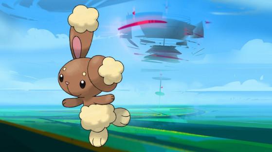 Pokemon GO : Laporeille Shiny