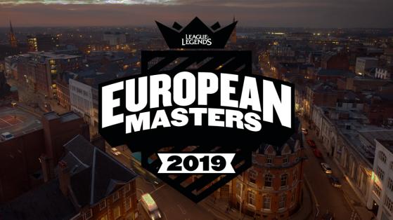 LoL - Saison 9 : Analyse de la méta des European Masters (Play-In) 2019