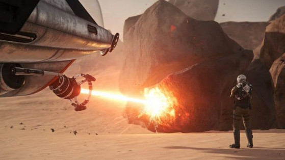 Star Citizen : Patch note 3.5.0 live