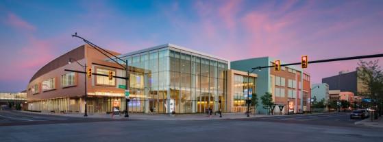 Le Greater Columbus Convention Center, où aura lieu la compétition. - Pokemon