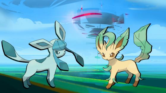 Pokémon GO : Faire évoluer Evoli en Givrali et Phyllali