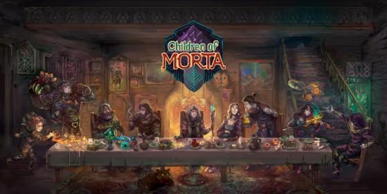 Aperçu Children of Morta : Preview, PC, PS4, Xbox One, Switch