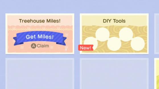 Animal Crossing New Horizons : Nook Miles, quêtes