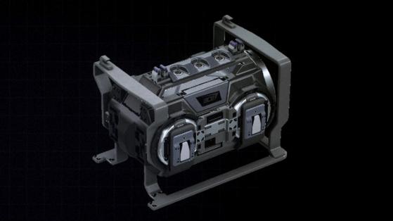 Star Citizen : Le moteur quantique Foxfire