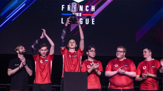 Rainbow Six : 6 French League - Programme, Résultats et Classement