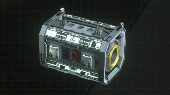 Star Citizen : moteur quantique Odyssey