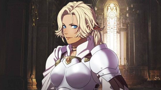 Fire Emblem Three houses : Catherine, professeur, infos
