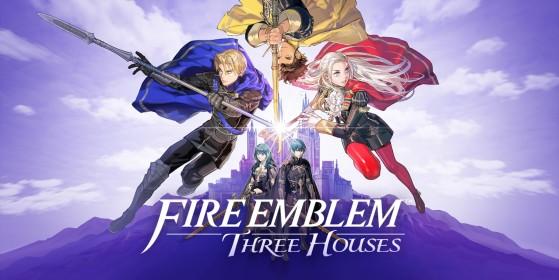Aperçu Fire Emblem Three Houses, preview, découverte sur Switch