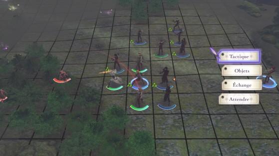 Brouillard, lave, désert, préparez-vous à quelques effets spéciaux. - Fire Emblem Three Houses