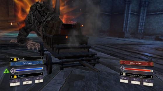 Rien ne vaut une charrette pleine d'explosifs pour tuer un monstre. - Fire Emblem Three Houses