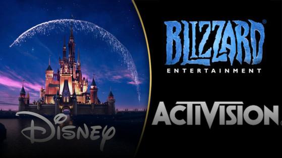 Un investisseur conseille à Disney de racheter Activision Blizzard
