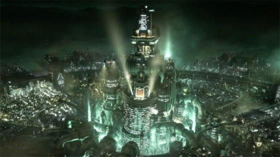 Final Fantasy 7 Remake : Midgar, Les zones du jeu en images