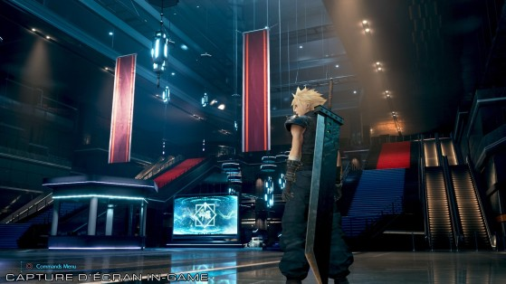 La Tour Shinra version 2020 - Final Fantasy 7 Remake