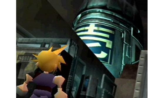 Le réacteur Mako version 1997 - Final Fantasy 7 Remake