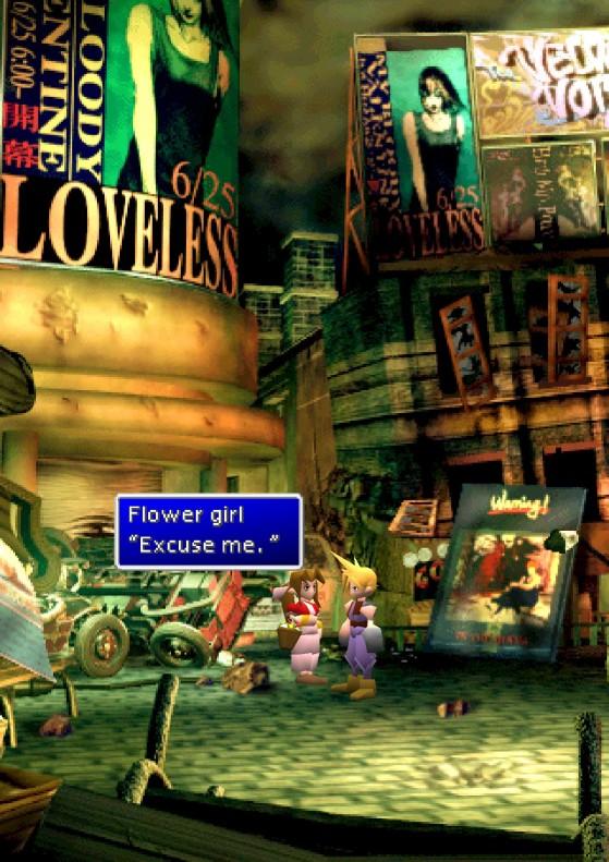 Le Secteur 8 de Midgar version 1997 - Final Fantasy 7 Remake
