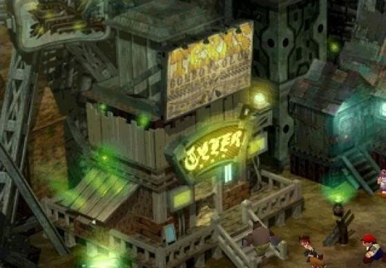 Le 7th Heaven version 1997 - Final Fantasy 7 Remake