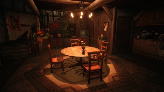 La maison d'Aerith version 2020 - Final Fantasy 7 Remake