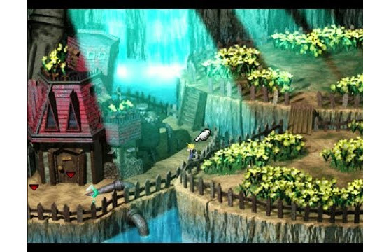 La maison d'Aerith version 1997 - Final Fantasy 7 Remake