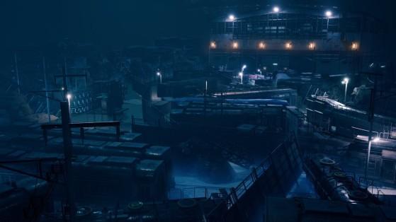Le Cimetière des trains version 2020 - Final Fantasy 7 Remake