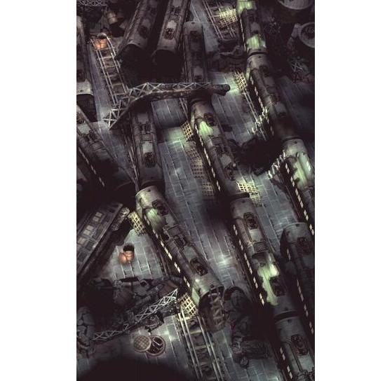 Le Cimetière des trains version 1997 - Final Fantasy 7 Remake