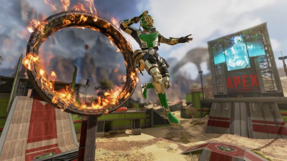 Apex Legends : Couronne de Fer, skins, mode solo temporaire, carte