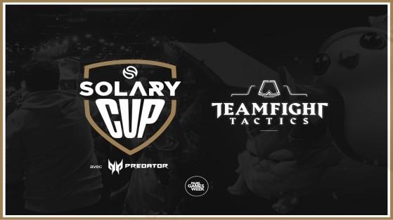 TFT : tournoi Solary à la Paris Games Week 2019