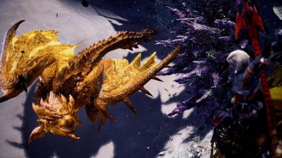 MHW Iceborne : Guide Rathian d'or, monstre, débloquer