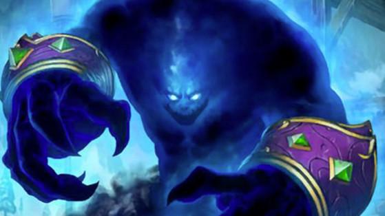 WoW Classic : Invocations de Gan'rul, Marcheur du Vide, quête Démoniste Orc