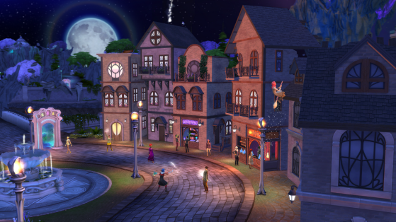 Sims 4, Monde Magique : comment aller dans le monde magique ?