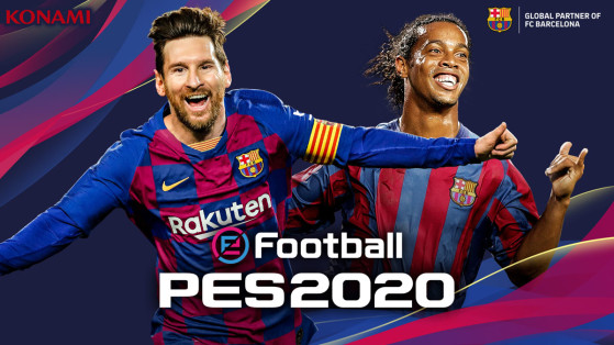 eFootball PES 2020 : test, review