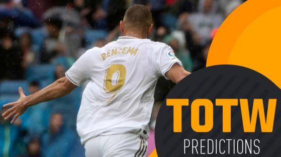 FUT 20 : prédiction équipe de la semaine, TOTW 1