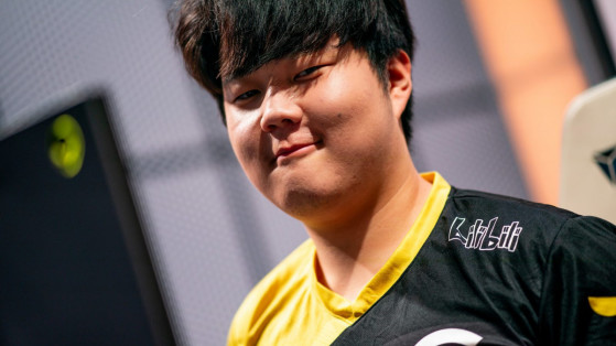 Huni, toplaner Clutch Gaming (Groupe C) - League of Legends
