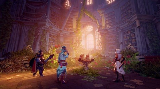 Test Trine 4: The Nightmare Prince sur PC, PS4, Xbox One, Switch