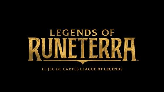 LoR - Legends of Runeterra : Présentation du jeu