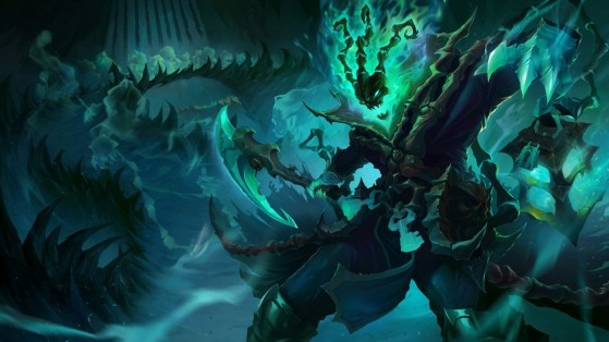 LoR - Legends of Runeterra : Thresh, champion faction Îles obscures