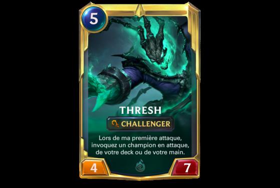 Niveau 2 - Legends of Runeterra