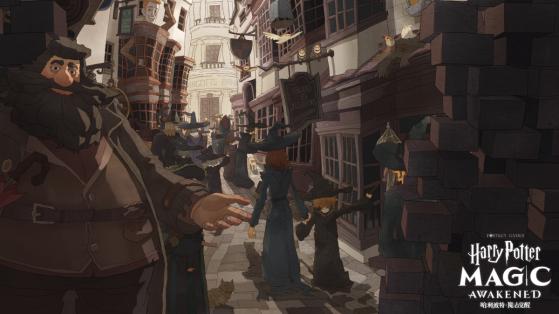 Harry Potter Magic Awakened : un nouveau jeu mobile en approche