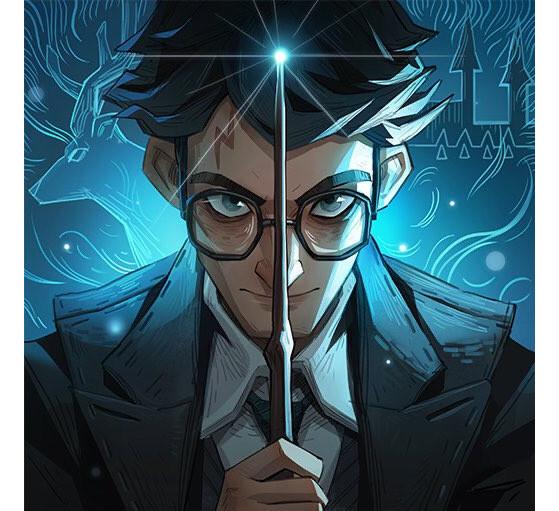 Le Logo du jeu - Harry Potter Wizards Unite
