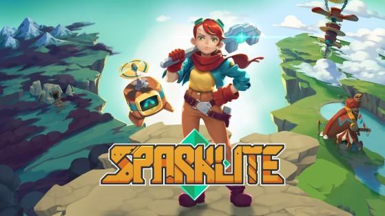 Test Sparklite sur PC, Switch, PS4 et Xbox One