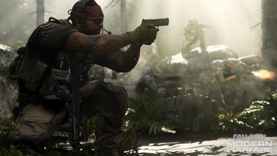Call of Duty Modern Warfare : guide des épreuves, Trials, mode de jeu