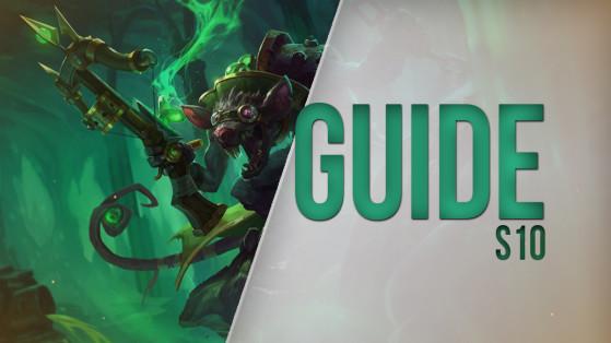 Guide Twitch, Jungle, S10