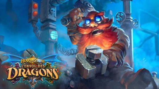Hearthstone : nerf Chaman Galakrond en vue pour l'Envol des Dragons