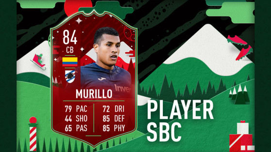 FIFA 20 : Murillo FUTMAS, solution du DCE
