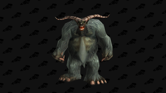 L'abominable Grinche - WoW : Classic