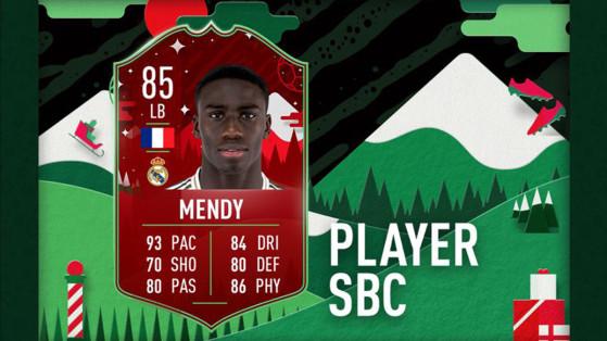 FIFA 20 : Mendy FUTMAS, solutions du DCE