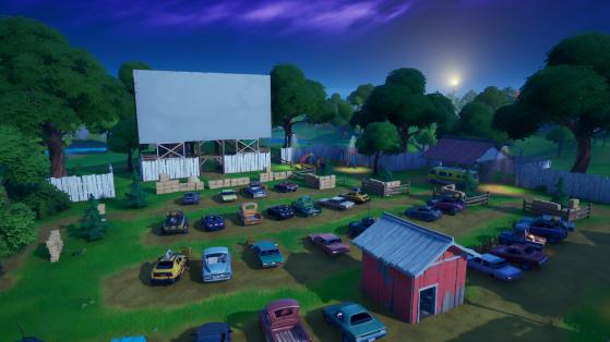 Le cinéma en plein air - Fortnite : Battle royale