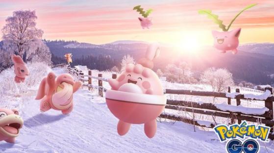 Pokemon GO : Saint Valentin 2020, nanmeouie, mamanbo, excelangue shiny
