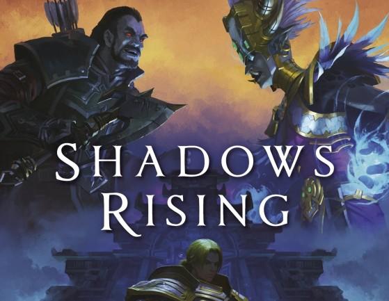 WoW : L'armée des Ombres (Shadows Rising), roman prélude à l'extension Shadowlands